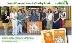 Costa Woman Launch Charity Book